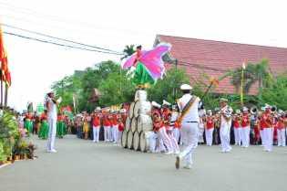 Pawai Taaruf MTQ Provinsi Riau tahun 2014
