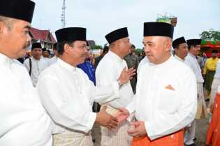 Bazar dan Pameran MTQ Provinsi Riau tahun 2014 di Indragiri Hilir